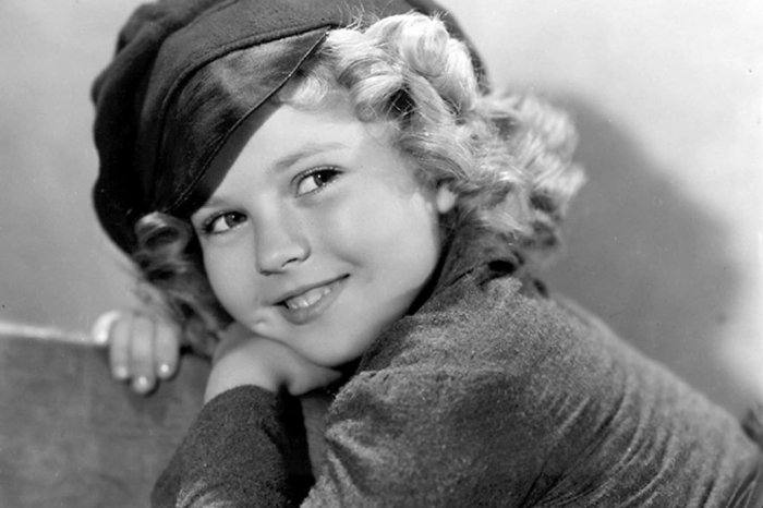 RIP Shirley Temple