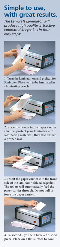 Laminators Don't Get Better Than This