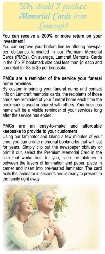 9-8 Q&A memorial cards