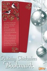 Holiday-Chickadees-Bookmark
