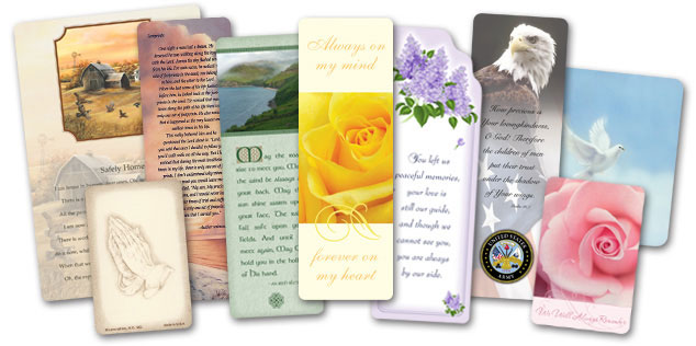 collage of bookmarks
